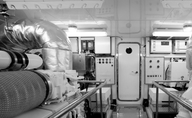Marine plumbing