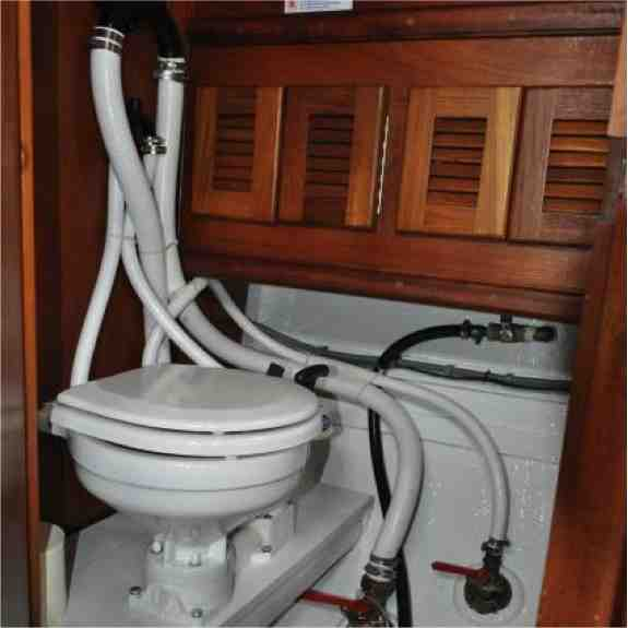 marine toilet repair